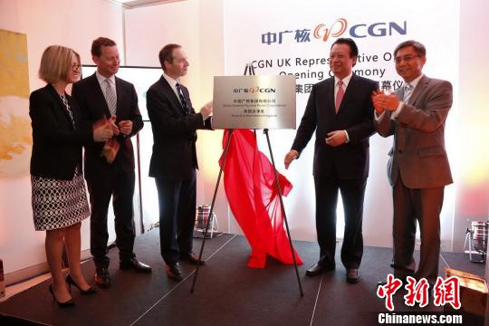 China Guangdong Nuclear how veteran players gathered in the United Kingdom nuclear stand out in the market?